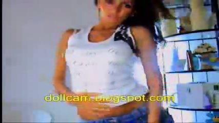 Hot webcam girl strip - scene 2