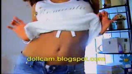 Hot webcam girl strip - scene 5
