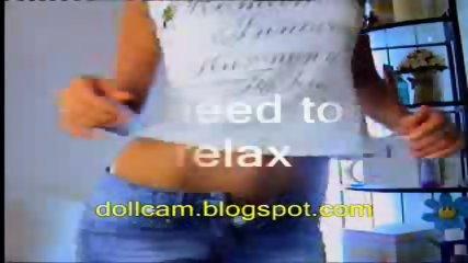 Hot webcam girl strip - scene 6
