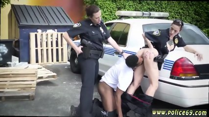 Uk dogging milf and talks dirty to camera I will catch any perp with a hefty ebony dick,