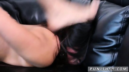 Rough anal huge strap on Paying Rent The Hard Way
