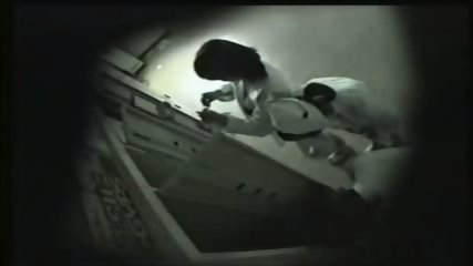 Nurses Changing Clothes - Spy Cam - scene 1