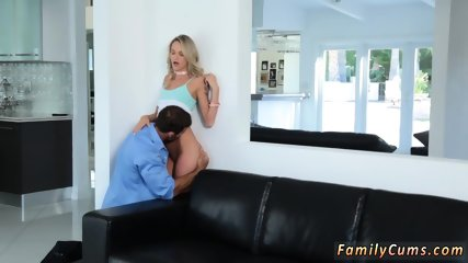 Daddy gives me quick load amanda xxx Playing Hooky For Some Tushy
