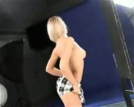Brigitte modeling - scene 9