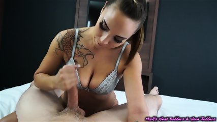 Sexy Babe Shakes Dick