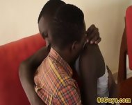 Amateur African Twink And Cockhungry Pal - scene 4