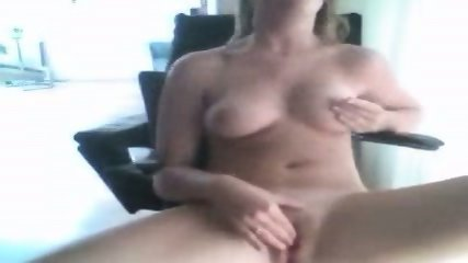 Webcam Girl Masturbating - scene 10