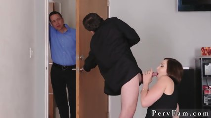 Step dad fucks associate patron s daughter and gets caught by mom  squirt Auntie To The