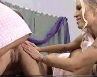 Lesbian Ass Licking - scene 2
