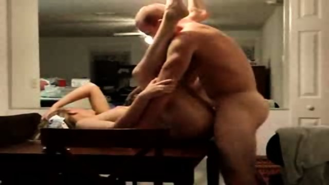 Kitchen Table Fucking