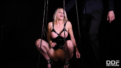 Shackled Spanked And Penetrated - scene 5
