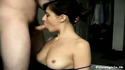 A Black dressed Girl Blow and Fuck - scene 3