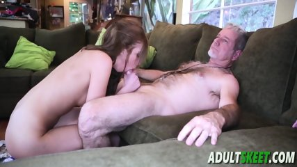 Alexa Grace And Molly Manson In Dads Cheerleaders Pt.2