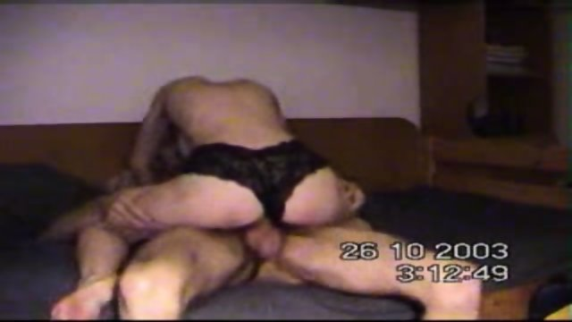 Hot sex at home