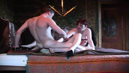 Strange Threesome - scene 12
