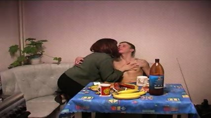 Russian Mother gets fucked - scene 3