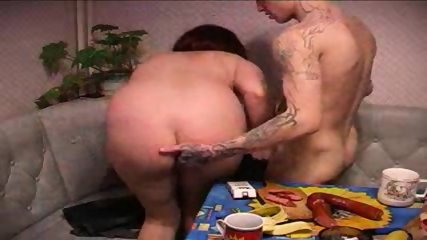 Russian Mother gets fucked - scene 7