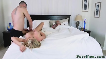 Family hd first time Dont Sleep On Stepmom