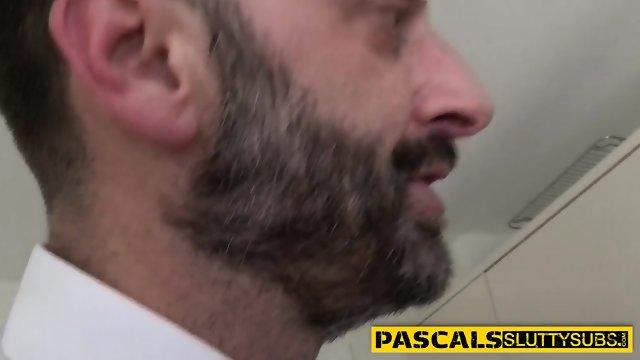 Bdsm sluts pegged pussy