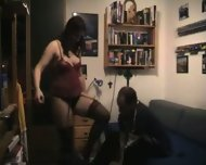 Privat striptease with BJ - scene 2