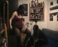 Privat striptease with BJ - scene 2