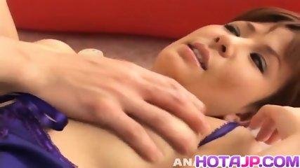 Top milf Rin Yuuki hard fucked in complete hardcore - More at hotajp.com