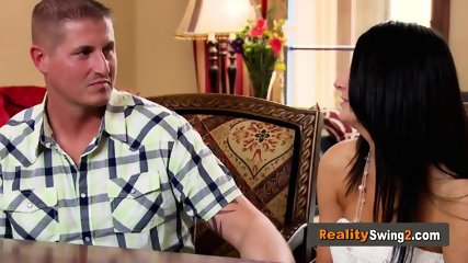 Eddie and Cherie have hot fun during sexuality activity with other couples