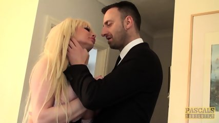 PASCALSSUBSLUTS - BDSM babe Jaiden West analled and cumshot