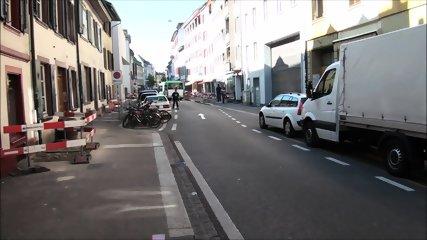 Studio Mongering-Basel Switzerland with the international playboy Buck Wild