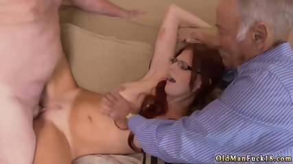 Real daddy fuck chum s daughter and very old mom  friend Frannkie And The Gang Take a