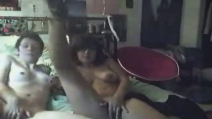 Amateur webcam girlfriends dancing and pussy licking - scene 11