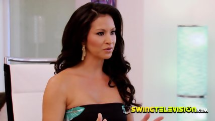 Swinger amateur lady forgets about her insecurities after getting naked in a gun water game.