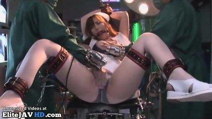 Japanese nurse bondage sex and biggest squirt