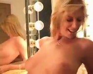 Brooke Bathroom Masturbation - scene 12