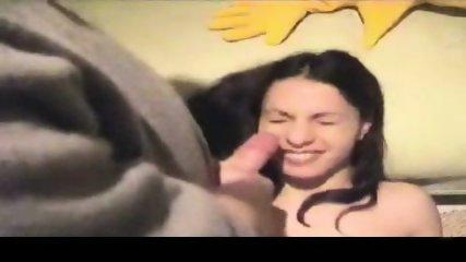 Hot cumshot in the face - scene 8