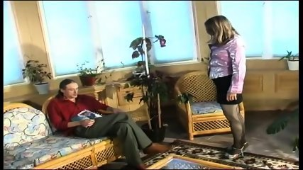 Mature Lady Gets Rammed Like A Whore - scene 1
