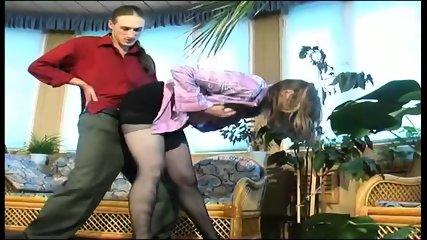 Mature Lady Gets Rammed Like A Whore - scene 7