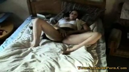 Schoolgirl on webcam showing her tits and ass - scene 12
