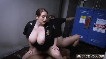 Uk milf creampie and huge tits big ass Don t be black and suspicious around Black Patrol