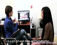 Do A Girl-girl Casting Scene