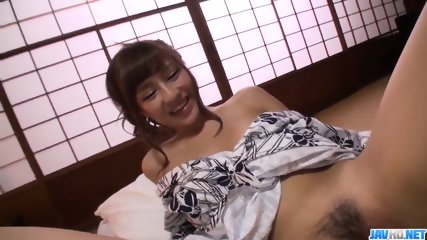 Anna Anjo delights with amazing POV sex moments - More at JavHD.net