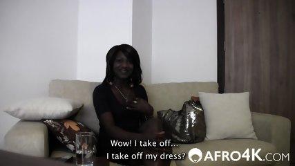 Ebony Teen Hardcore Casting Couch