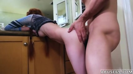 Dirty boot soles first time Dolly Little enjoys it Rough and Hard