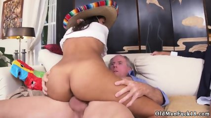 Daddy teach me anal and old bi couple young girl first time Going South Of The Border