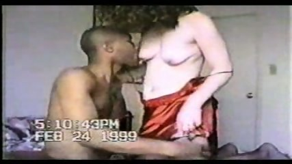 White Chick get fucked by black cock - scene 10