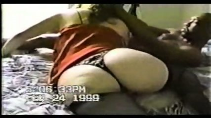 White Chick get fucked by black cock - scene 6