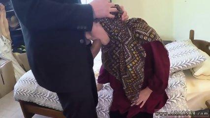 Arab pussy No Money, No Problem