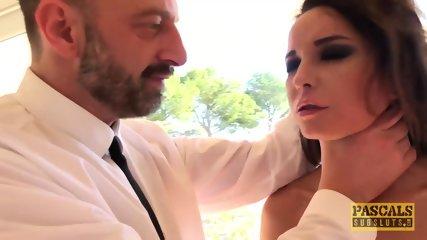 PASCALSSUBSLUTS - Babe sub Francys Belle fucks anal maledom