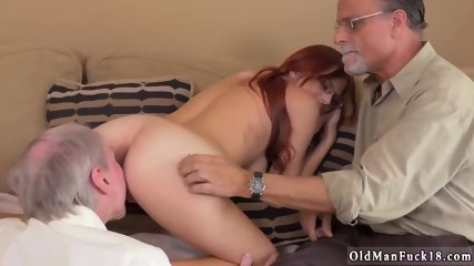 Old man kissing girls most importantly they have retirement funds.