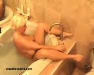 Bigtit Bitch taking a Bath - scene 11